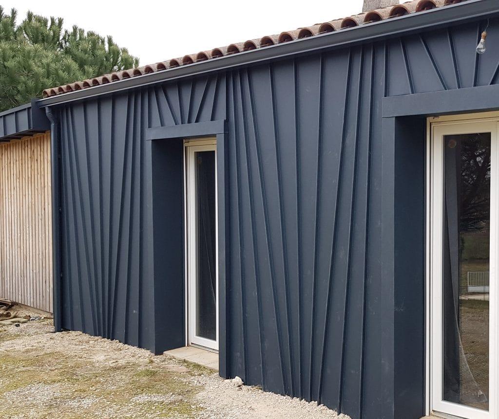 Renovation facade